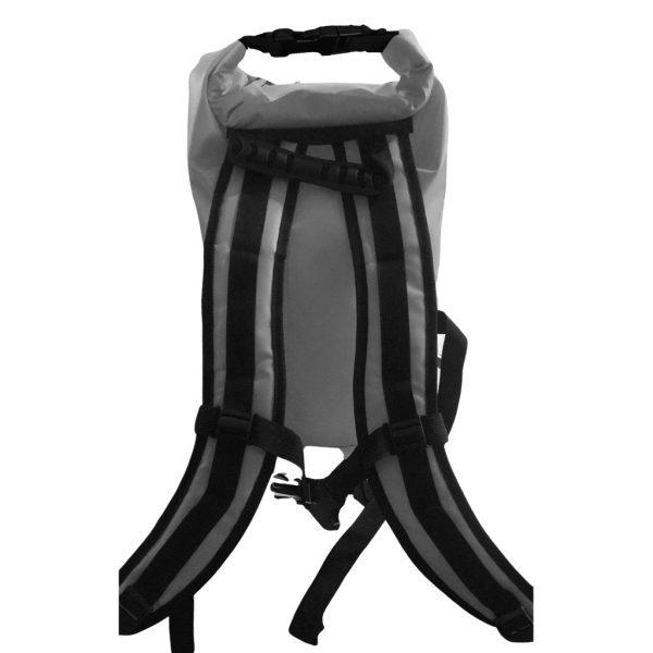sac a dos étanche blanc