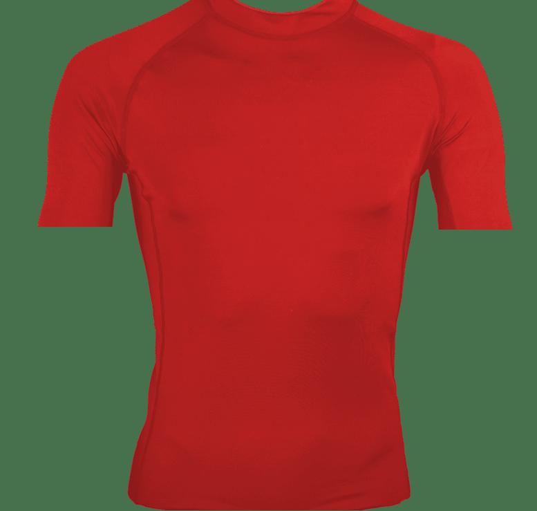 lycra personnalisable rouge